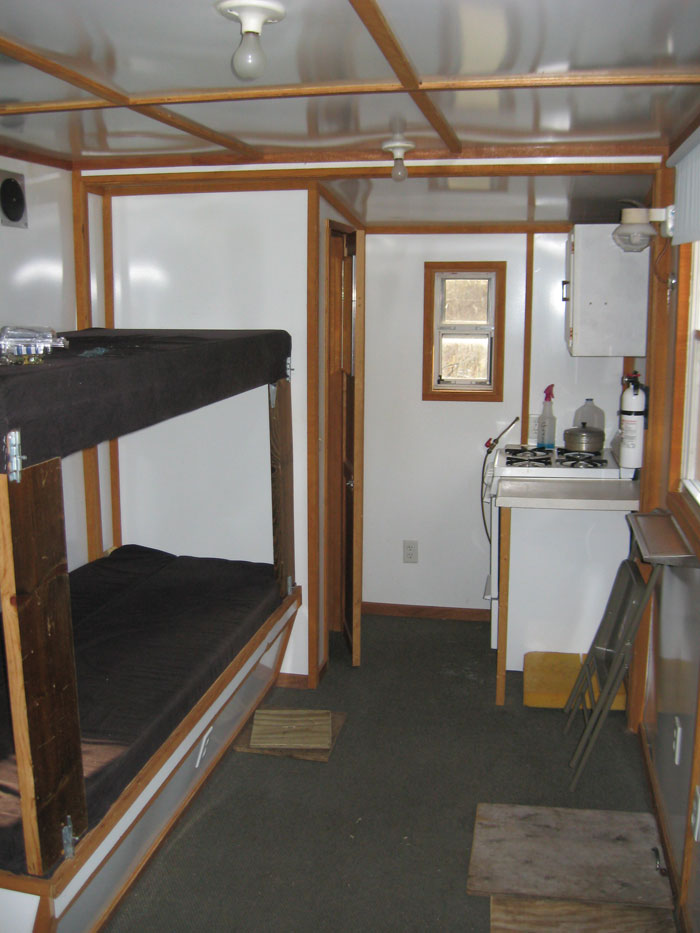 Cookie's on Upper Red Lake Cabin and Ice House Rental ... on ice house cabinets, ice house home, ice house table, ice house furniture, ice house accessories,